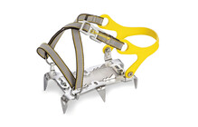 Salewa Comfort 2.0 Instep Crampon steel/yellow